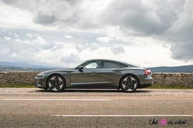 Photo profil Audi RS e-tron GT 2021