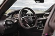 Photo intérieur Audi RS e-tron GT 2021