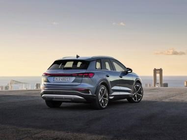 Photo nouvel Audi Q4 e-tron 2021