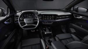 Photo intérieur Audi Q4 e-tron 2021