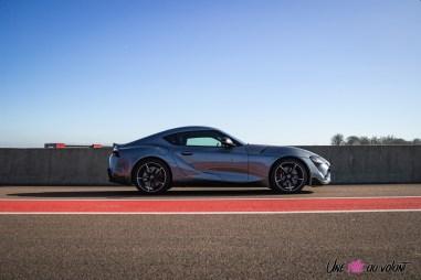 Photo profil statique Toyota GR Supra 2021