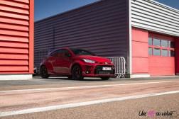 Photo statique Toyota GR Yaris 2021