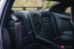 Photo sièges arrière Nissan GT-R Nismo 2021