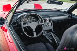 Photo intérieur Mazda MX-5 NA