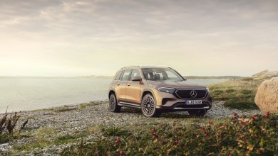 Photo of Mercedes EQB : le SUV familial passe au vert