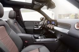 Photo intérieur Mercedes GLB 2021
