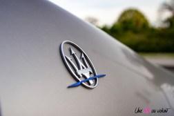 Photo logo Maserati Ghibli hybride 2021
