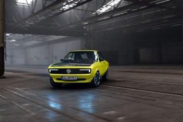 Photo nouvelle Opel Manta GSe ElektroMOD 2021