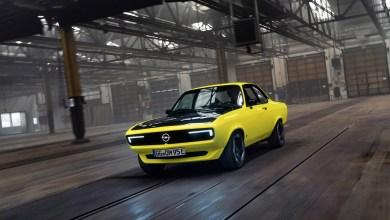 Photo of Opel Manta GSe ElektroMOD : passé, présent, futur