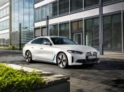 Photo BMW i4 électrique 2021