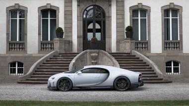 Photo profil Bugatti Chiron Super Sport 2021