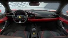 Photo intérieur Ferrari 296 GTB 2021