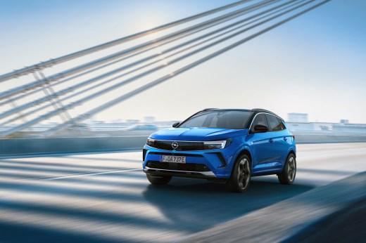 Photo nouvel Opel Grandland 2021