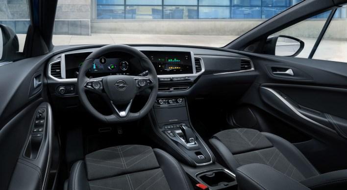 Photo intérieur Opel Grandland 2021