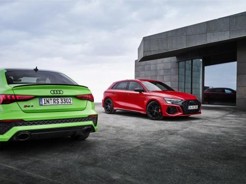 Photo Audi RS 3 2021