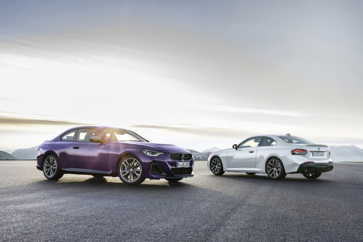 Photo statique BMW Serie 2 Coupe 2021