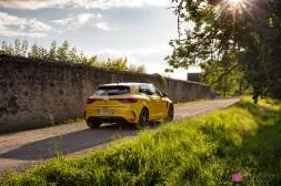 Photo essai Renault Mégane RS Trophy 1.8 EDC