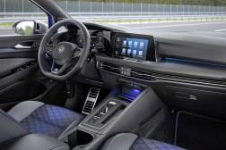 Photo intérieur Volkswagen Golf R SW 2021