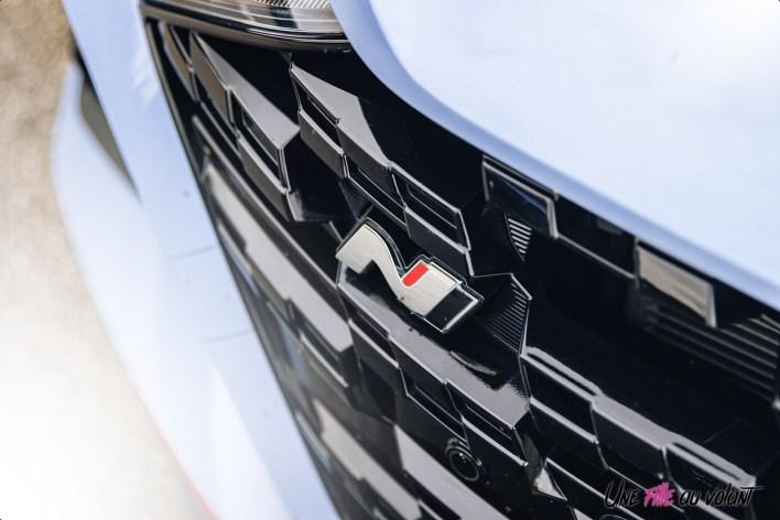 Photo logo N Hyundai i20 N 2021