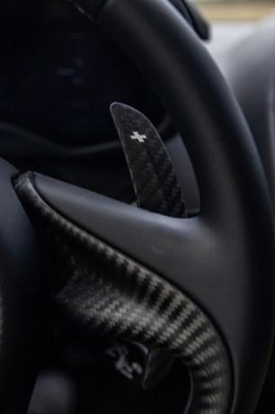 Photo volant carbone McLaren GT 2021
