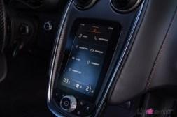 Photo écran tactile McLaren GT 2021