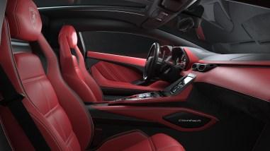 Photo sièges Lamborghini Countach 2021