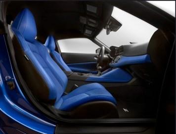Photo sièges Nissan Z 2021