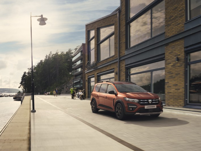 Photo Dacia Jogger break 2021