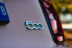 Photo détail Fiat 500 électrique 2021