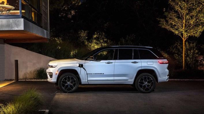 Photo profil Jeep Grand Cherokee 2021
