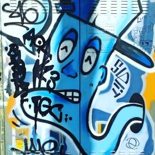 Street Art Mulhouse Photo Céline Schnell Une Fille En Alsace