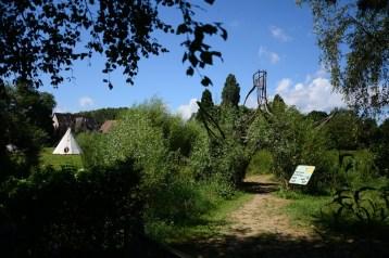 Sentier Pieds Nu Sensoried Muttersholtz Photo Céline Schnell Une Fille En Alsace