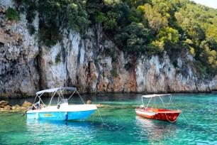 Blue Lagoon - Sivota - Grèce