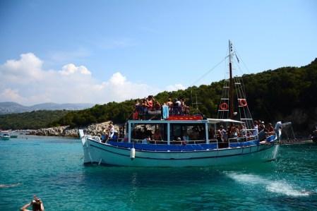 Blue Lagoon - Sivota - Grèce Photo Céline Schnell Une Fille en Alsace