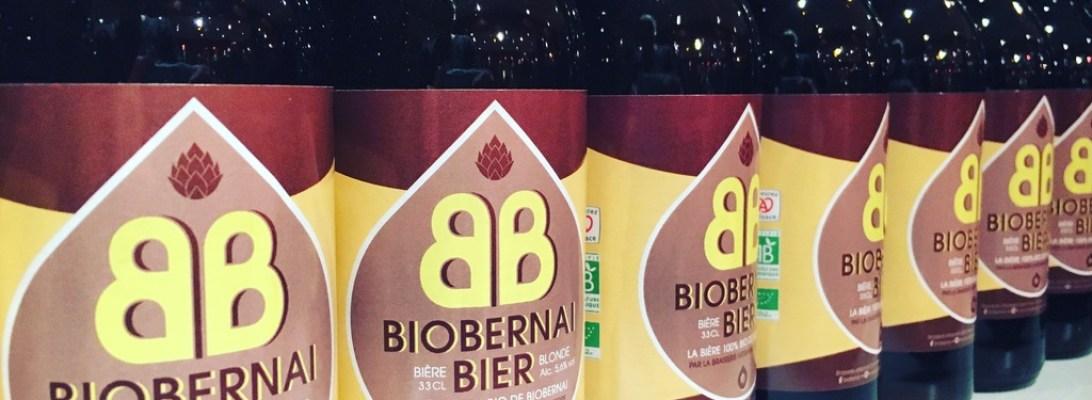 Biobernai Bier Brasserie Artisanale Saint Pierre Photo Céline Schnell Une Fille En Alsace