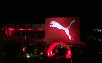 Soirée RED Puma France Photo Celine Schnell Une Fille En Alsace