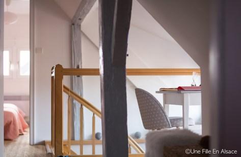 Chambres d'hôtes aux volets bleus Quatzenheim Photo Céline Schnell Une Fille En Alsace
