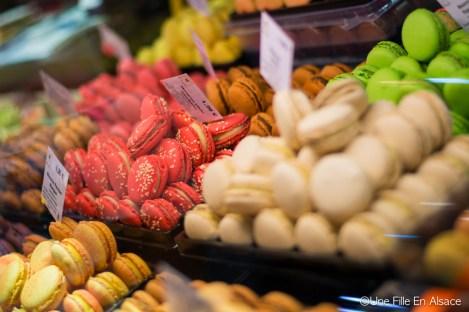 Macarons à la Foire Européenne