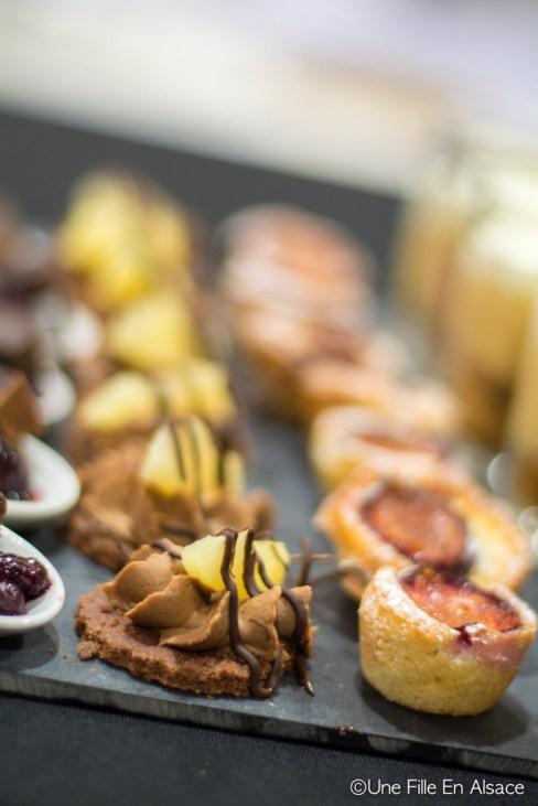 Les desserts de Noémie Honiat TopChef