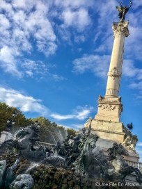 Monument aux Girondins Bordeaux