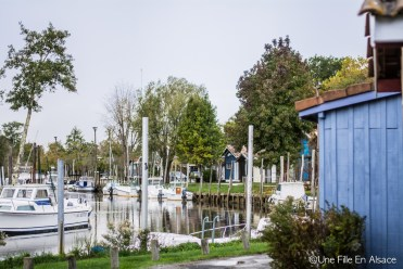 Biganos - Bassin d'Arcachon Photo Céline Schnell - Une Fille En Alsace