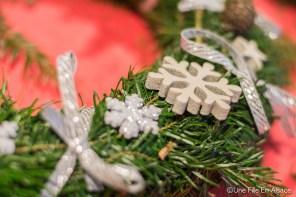 Greeters de Noël au Pays des étoffes - Photos Céline Schnell Une Fille En Alsace