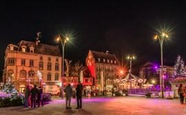 Village de Noël Saverne - Photos Céline Schnell Une Fille En Alsace