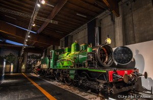 La Cité du train de Mulhouse - Photos Céline Schnell Une Fille En Alsace