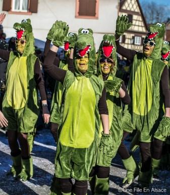 carnaval en centre alsace - Photos Céline Schnell Une Fille En Alsace