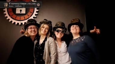 Escape Game Team Factory & bar à jeux - Photos Céline Schnell Une Fille En Alsace