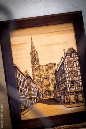Cocon du potier à Dambach la Ville - Photo Céline SCHNELL Une Fille En Alsace