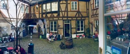 La popartiserie Strasbourg - Photo Céline Schnell Une Fille En Alsace