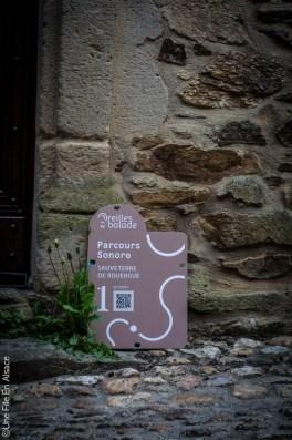 Parcours sonore Oreilles en balade Segala Aveyron - Photo Céline Schnell Une Fille En Alsace