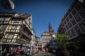 Strasbourg mai 2018 - Crédit photo Céline Schnell Une Fille En Alsace